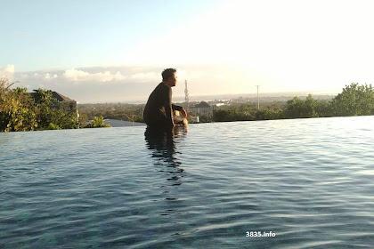 Review Hotel Seluas 2 Hektar Di Ungasan Bali, Kolam Renangnya Mantul