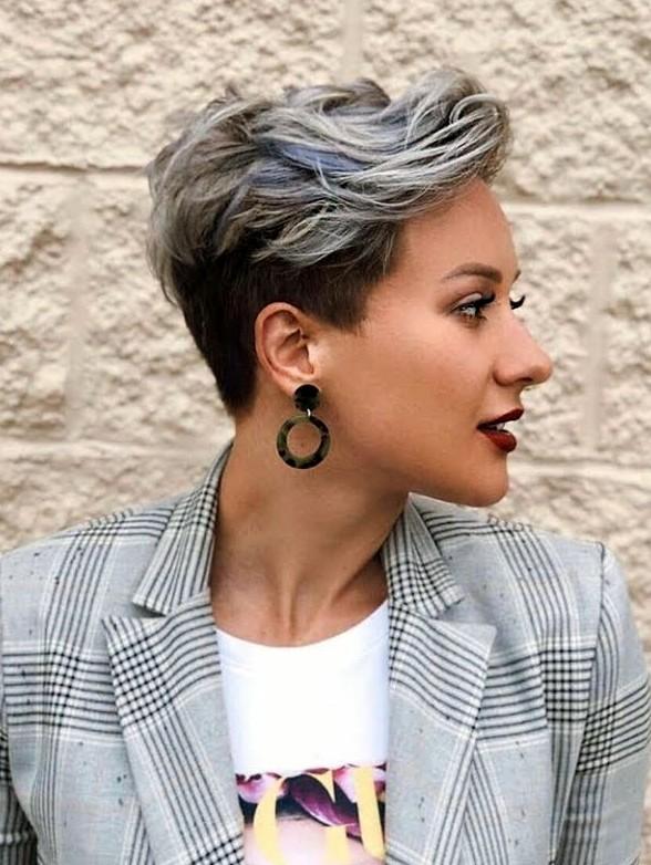 Cortes de pelo mujer corto 2020