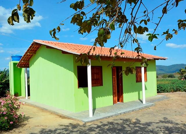 Governo do Estado da Bahia divulga resultado de edital de habitação rural