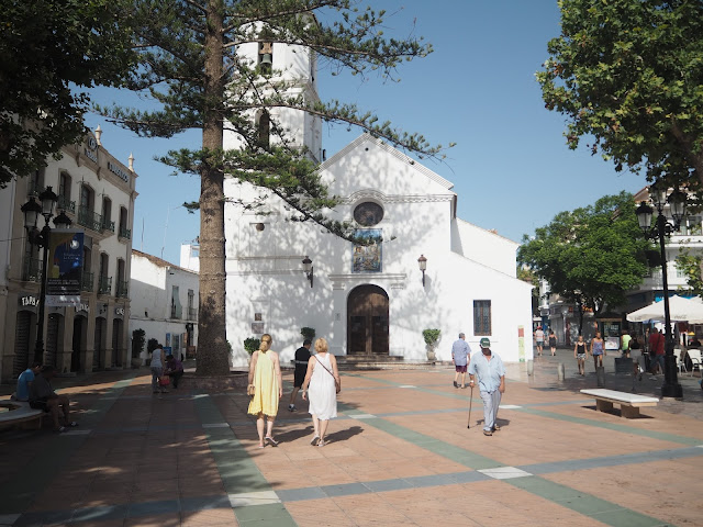 Church of El Salvador, Nerja