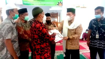 Resmikan Madrasah Tahfidz Al Mukhlisin, Wako Ahmadi Akan Arahkan Bantuan Pendidikan Agama