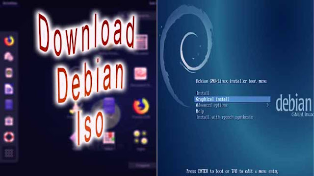 Download Debian Iso