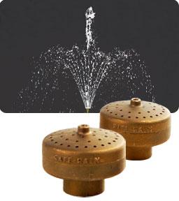 vòi phun nước nghệ thuật