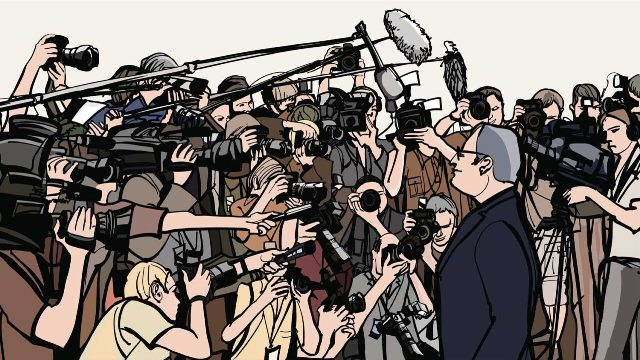 Wartawan Bodong vs Wartawan Profesional