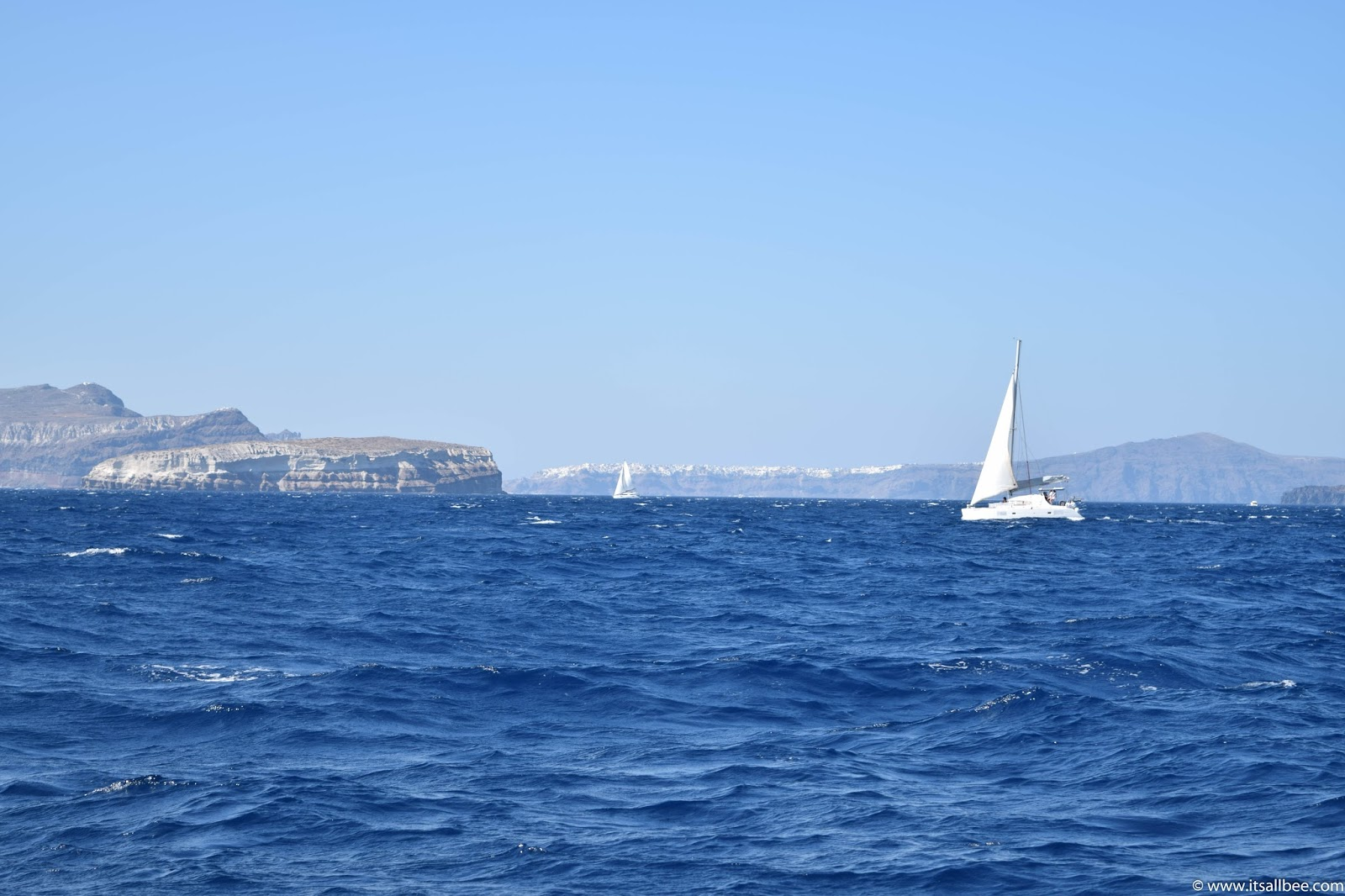 Sailing Greek Islands | best sailing tours santorini
