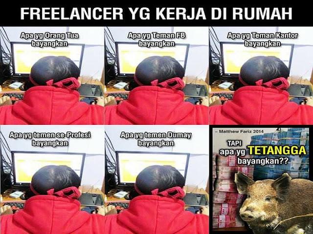 Gambar Freelance Sukses