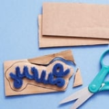 Personalized Stationery - Step 2