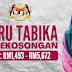 Jawatan Kosong Guru Tabika Perpaduan ~ Tarikh Tutup 30 September 2021