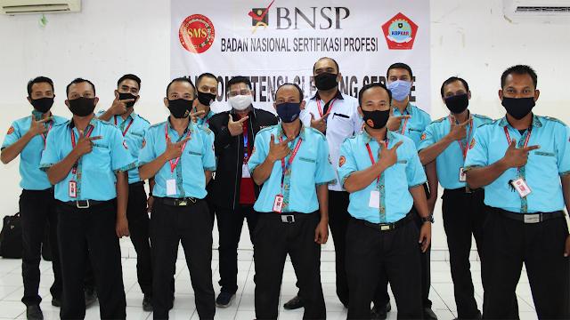 Lowongan Kerja Cleaning Service PT Serasi Manunggal Sejahtera Penempatan Serang