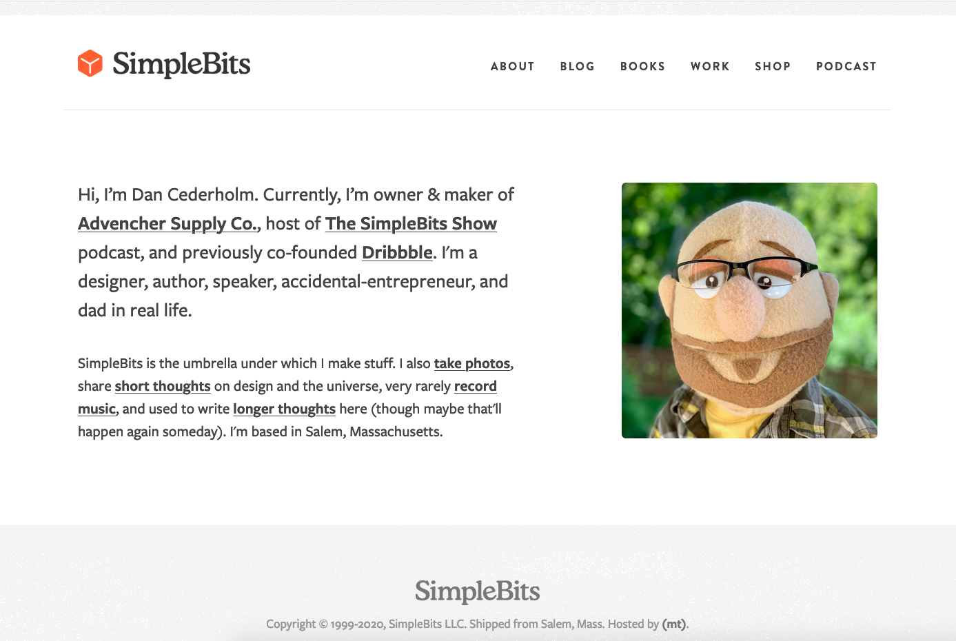 Best Sites of 2008 - Simple Bits