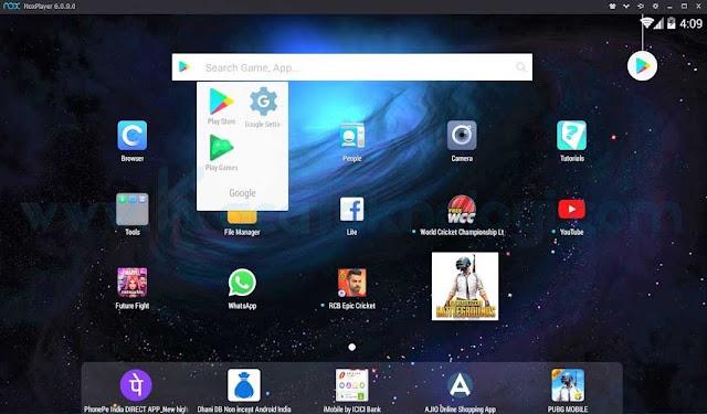 Daftar emulator terbaik untuk bermain PUBG Mobile di PC anti lag dan patah-patah serta fps stabil terbaru dan ringan salah satunya adalah tencent gaming buddy, bluestacks, noxplayer6, dan memu.