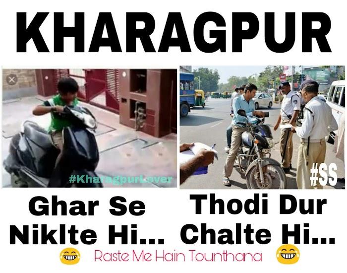 Top 10 Kharagpur Memes 2018