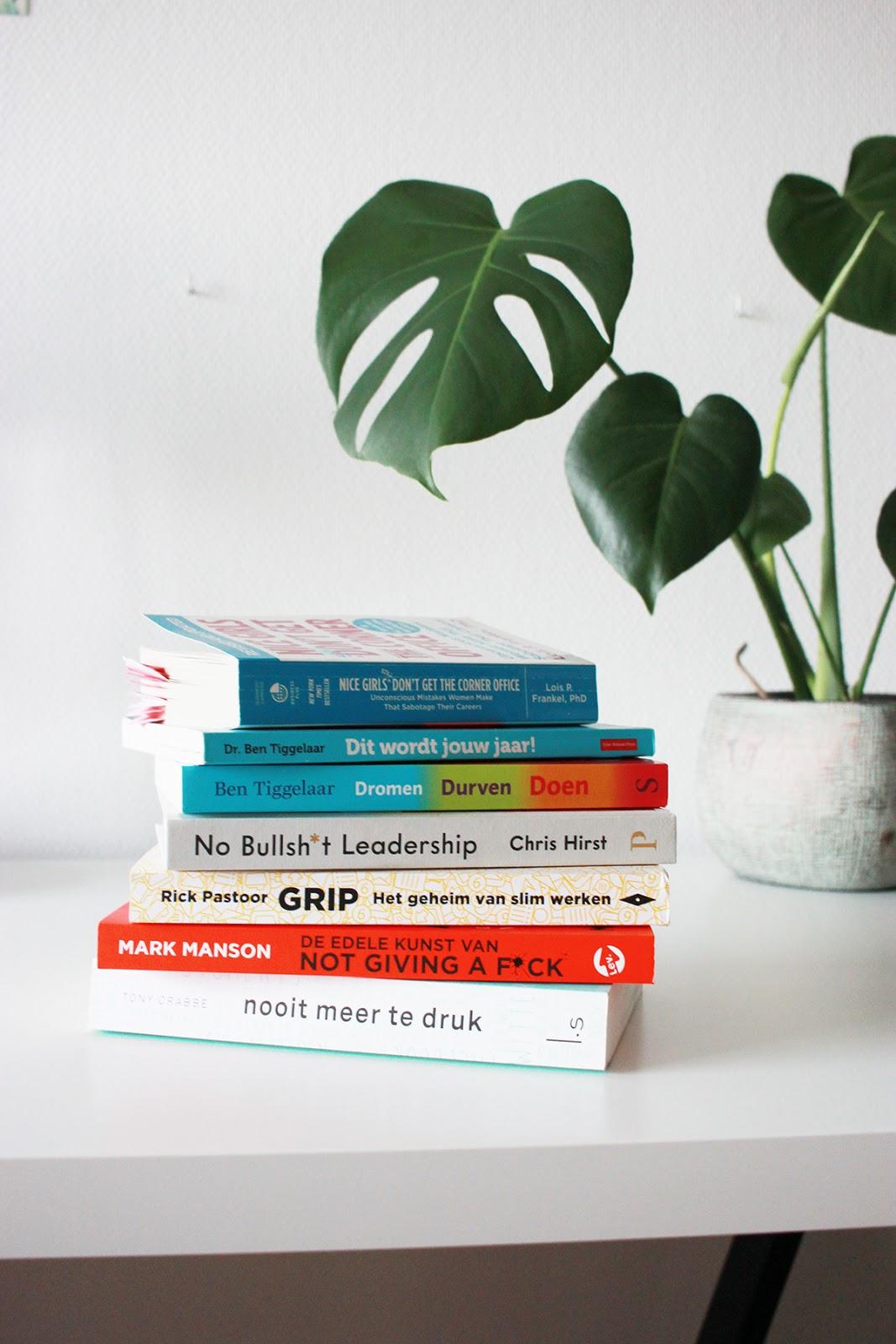 Zelfhulp Boeken Favorieten Tips