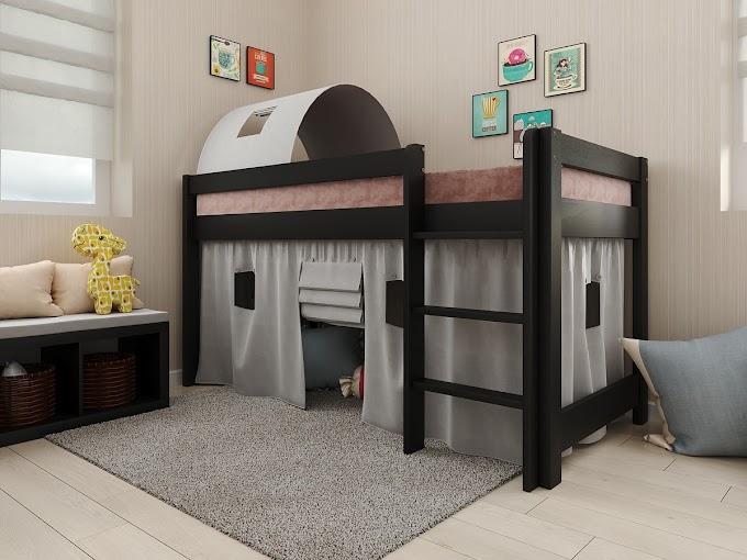 Кровать Адель  80х190 (сосна) ТМ АрборДрев