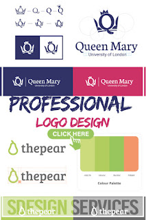 Professional logo design - high-quality logo design - create a mood board right concept Illustrator