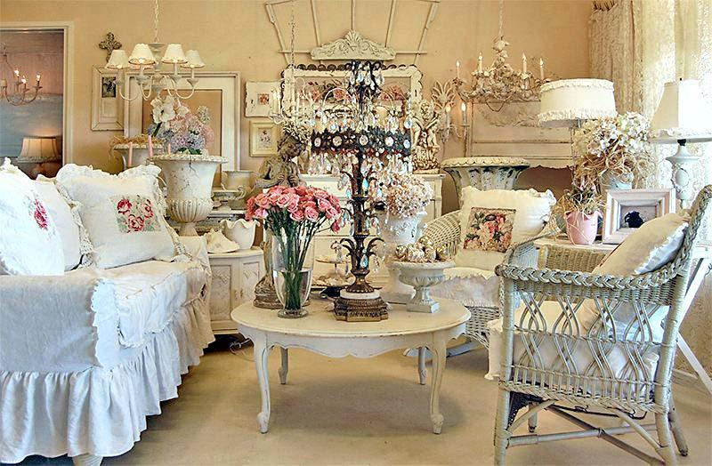 design Shabby Chic Interior Design Ideas