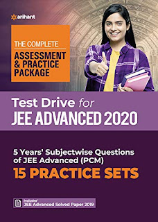 15 Practice Sets For JEE Advanced 2020-21