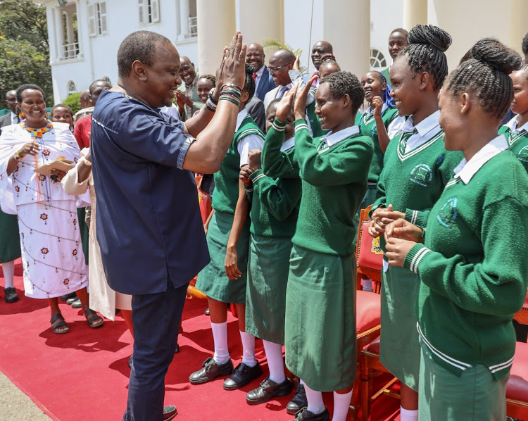 Uhuru Kenyatta Shuts Down All Schools And Universities Amid Coronavirus Fears