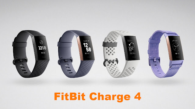 News Affairs, Fitbit Charge 4,