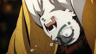 鬼滅の刃アニメ 十二鬼月下弦の陸 釜鵺 Kamanue(CV.KENN) | Demon Slayer Twelve Kizuki Rank 6.