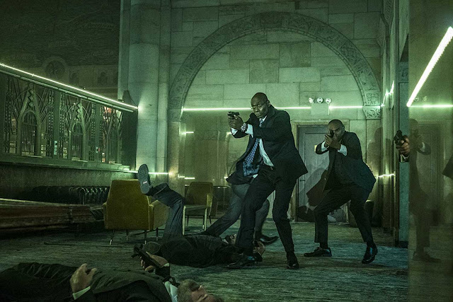 Download John Wick Chapter 3 Parabellum (2019) Movie 480p HDRip Esubs | MoviesBaba