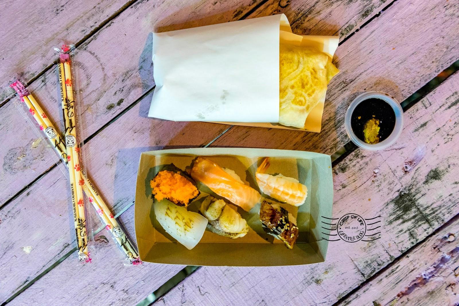 Chulia Street Food Trail: ChitChat corner