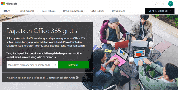 Office 365 Student Online