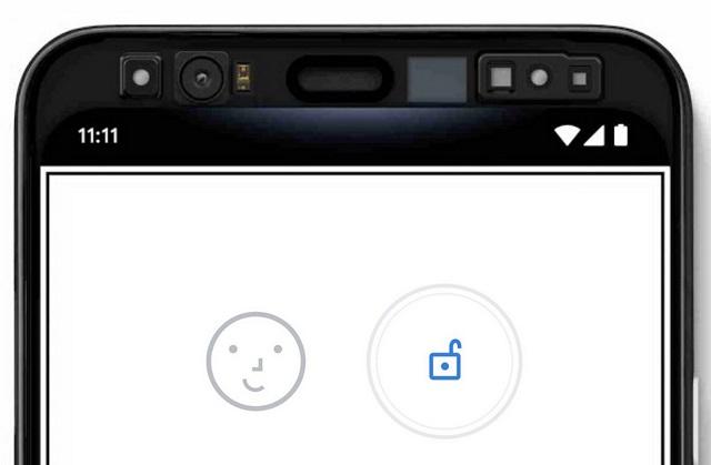 ميزة Face Unlock في Pixel 4 تعمل حتى لو كانت عيونك مغلقة!
