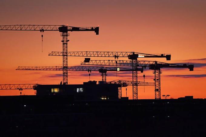 Meredeken csökkent az építőipari termelés az EU-ban és az euróövezetben áprilisban