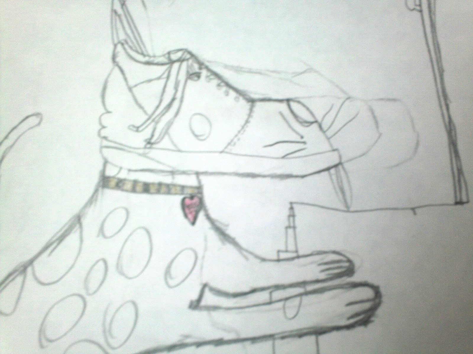 Art With Mr. E: Observational Drawing of a Shoe w/ a Twist! [ 1200 x 1600 Pixel ]