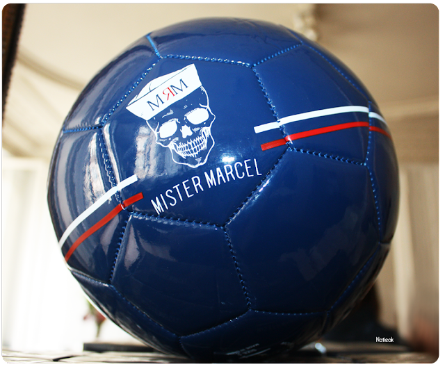 ballon  Mister Marcel de Little Marce