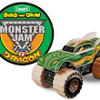 Deal Shopping Mama: FREE Monster Jam's Dragon Truck at Lowes on 2/27