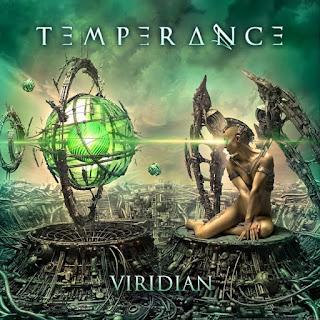 """Το album των Temperance """"Viridian"""""""