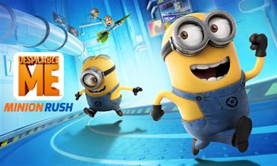 Download Game Minion Rush Mod Apk