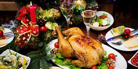 Christmas Dinner Ideas 2018