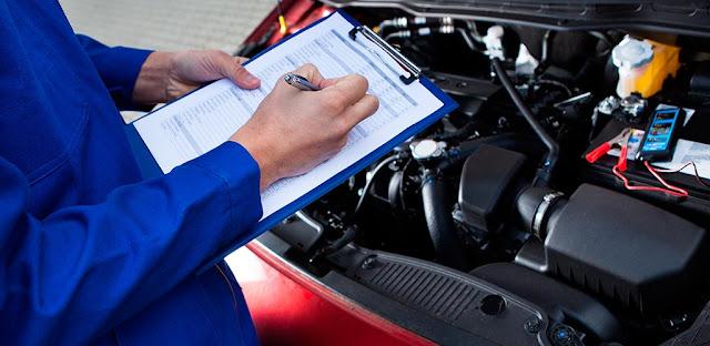 Mantener coche correcto funcionamiento