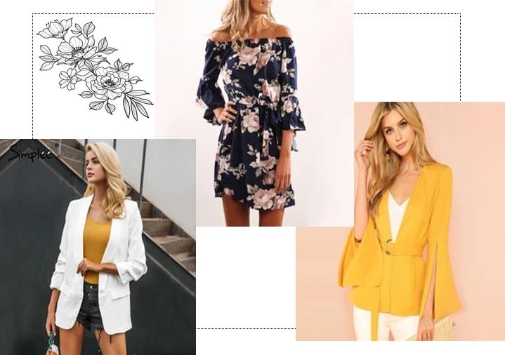 Podstawowe elementy damskiej odzieży, z których wyczarujesz każdą stylizację