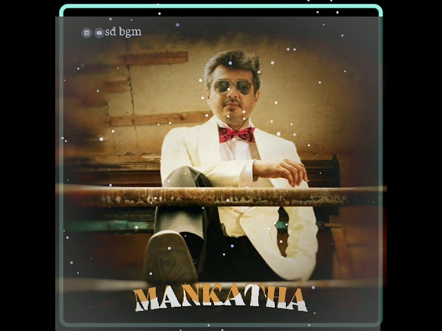 Mankatha Thala Mass BGM - Ringtone | Yuvan Shankar Raja - MP3 Download