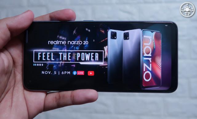 realme Narzo 20 Philippines