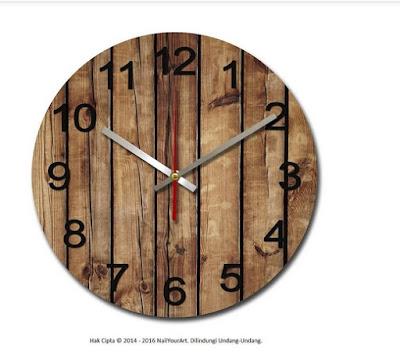 Perubahan Apa Yang Dibawa Sebuah Jam Dinding?