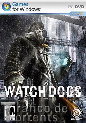 Watch Dogs PC Capa