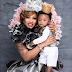 Tonto's Son Andre Turns One On Stylish Photos