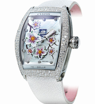 CVSTOS Re-Belle watch