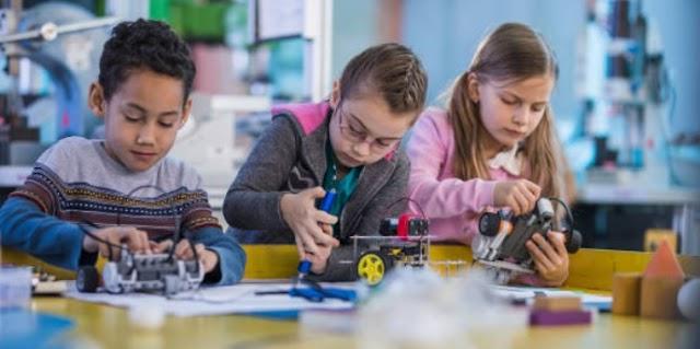Beneficios de la robótica en la educación de los niños
