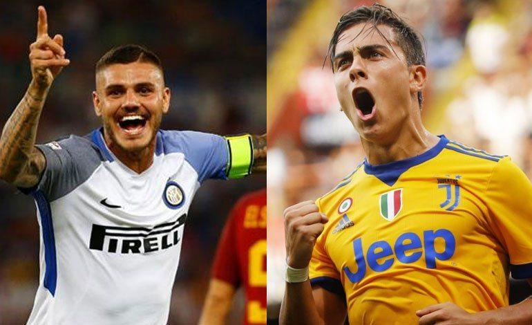Risultati Serie A: Juventus e Inter in testa alla classifica. Oggi Milan-Cagliari e Napoli-Atalanta