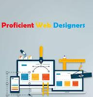 Proficient Web Designers