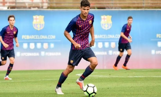 Tottenham set to trigger Barca's €4m price tag on highly-talented youngster De Vega
