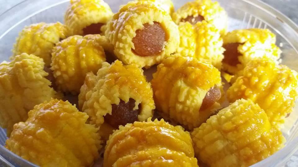 resepi biskut raya azlina ina 2019