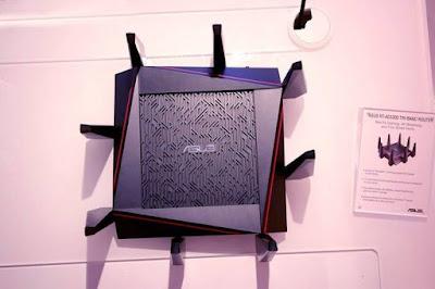 Antenas do roteador aumentam ganho de sinal
