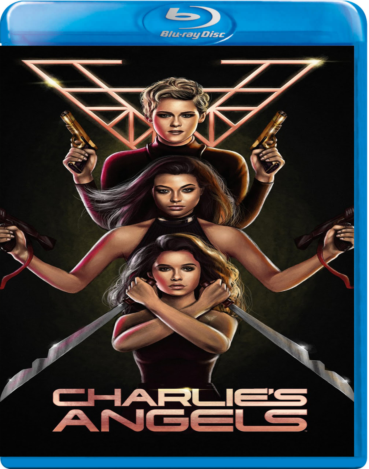 Charlie's Angels [2019] [BD50] [Latino]